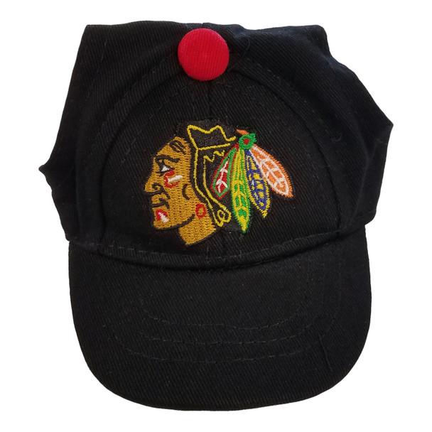 Chicago Blackhawks Pet Baseball Hat