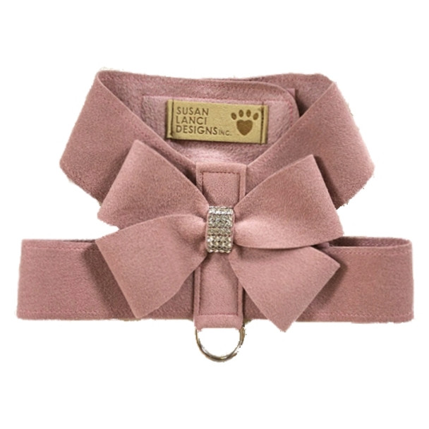 Rosewood Nouveau Bow Tinkie Harnesses by Susan Lanci