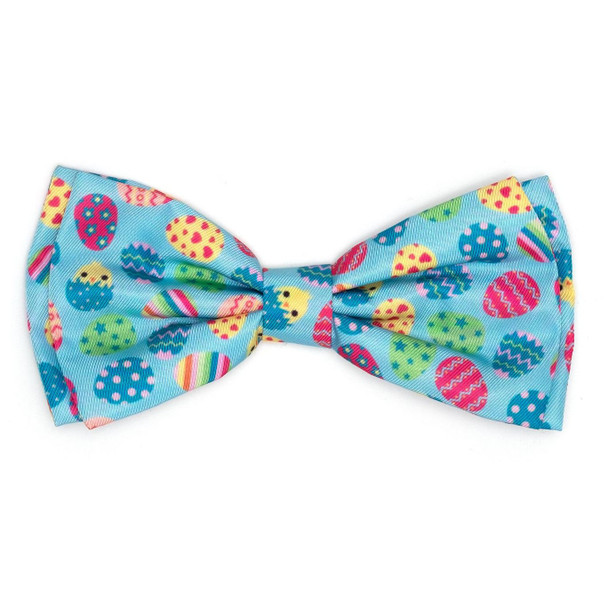 Easter Eggs Pet Dog Bow Tie - S/L