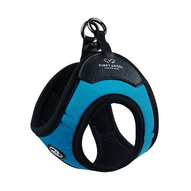 Magagio Vivid Color Dog Harness - Buckle type - Blue