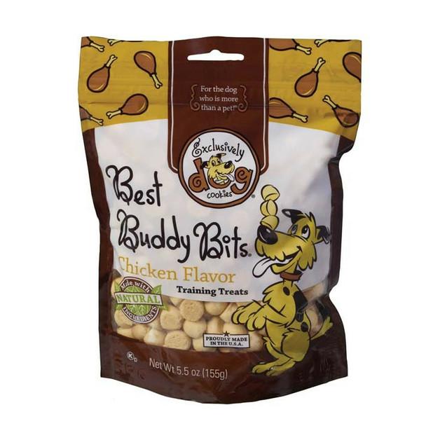 Exclusively Pet Best Buddy Bits Chicken Flavor Dog Treats