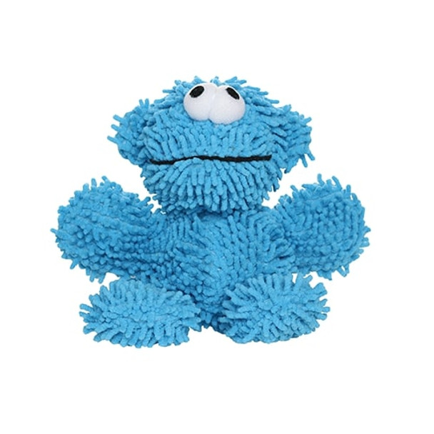 Mighty Microfiber Dog Toy Ball - Monster - Small - Large Pets