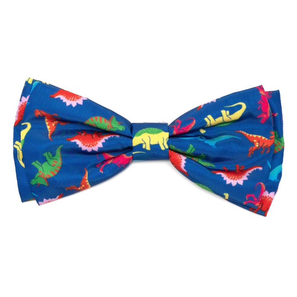 Dino Pet Dog Bow Tie