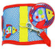 Under the Sea Collection Cool Netted Dog Harness - Blue Fish