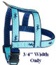Preston Ribbon Pet Dog H Harnesses