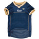 Los Angeles Rams Pet Dog Jersey