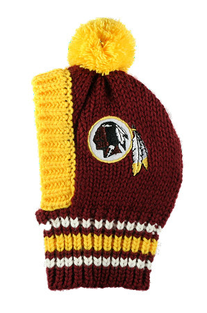 NFL Washington Redskins Knit Dog Ski Hat  e7652b74b