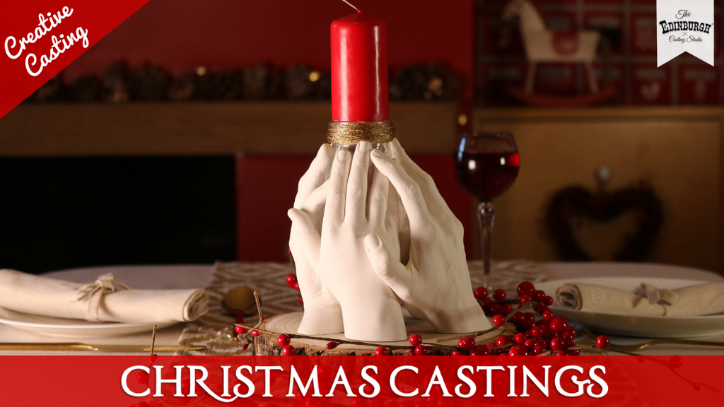Be Inspired By Our Christmas Decor Hand Casting Ideas