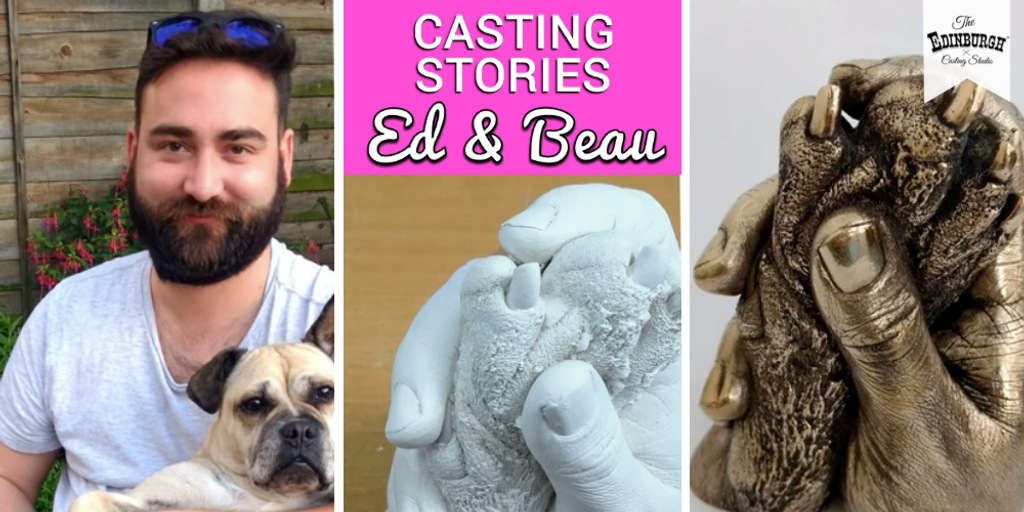 Ed & Beau: A Beautiful Paw Casting Story