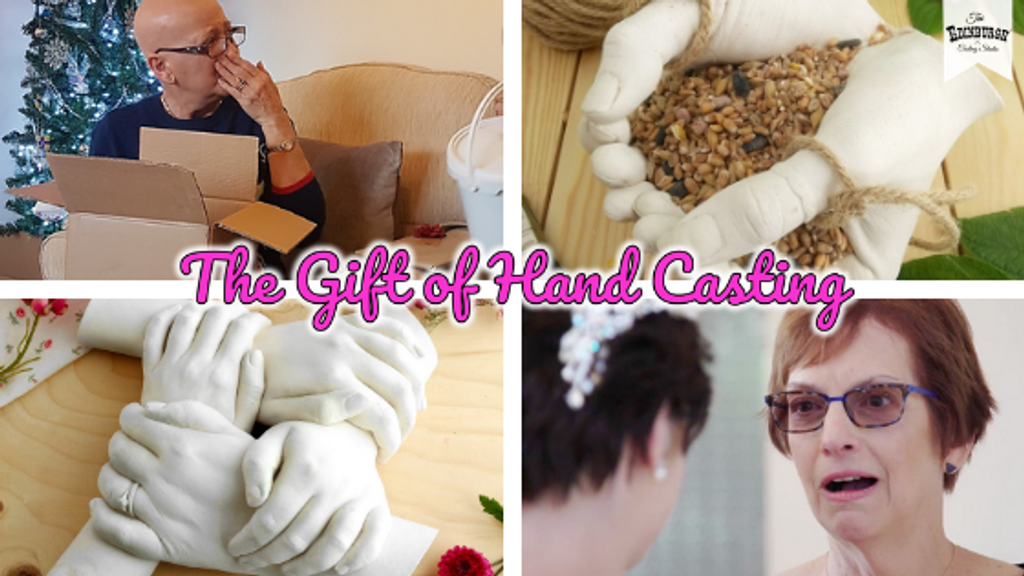 The Gift of Hand Casting