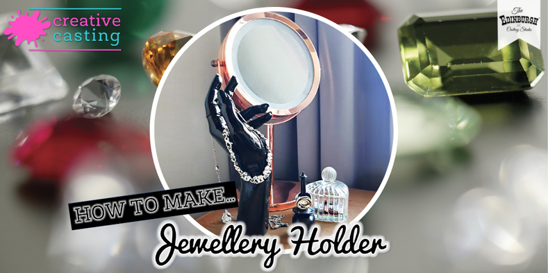 How to Make a Hand Cast Jewellery Holder