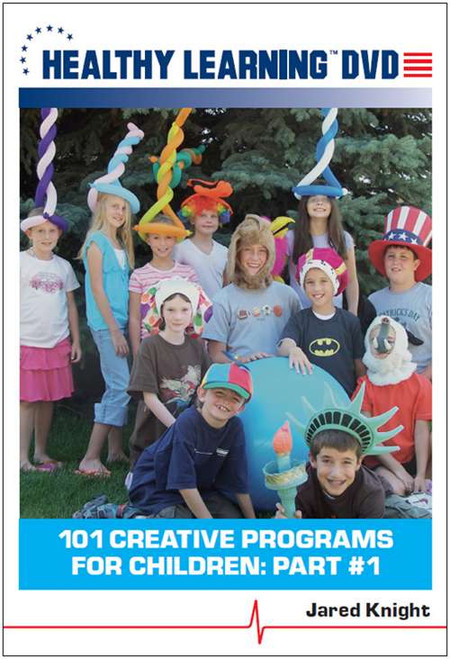 101 Creative Programs for Children: Part #1