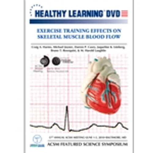 Exercise Training Effects On Skeletal Muscle Blood Flow
