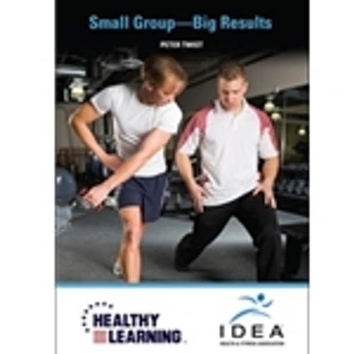 Small Group-Big Results
