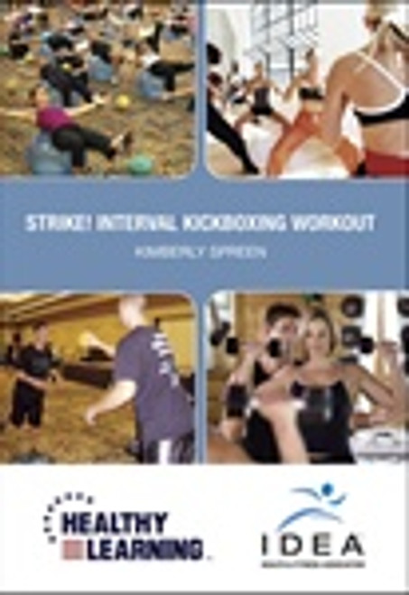 Strike! Interval Kickboxing Workout