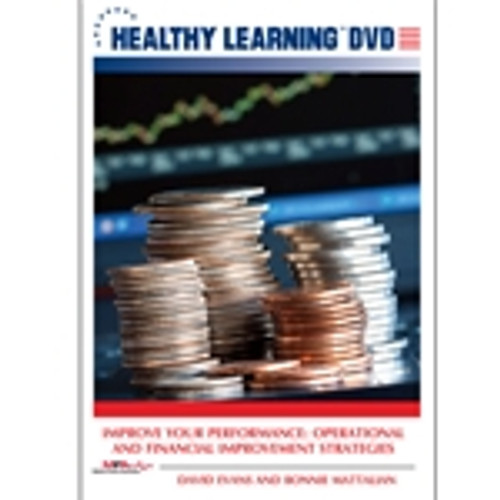 Improve Your Performance: Operational and Financial Improvement Strategies