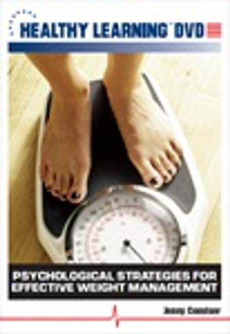 Psychological Strategies for Effective Weight Management