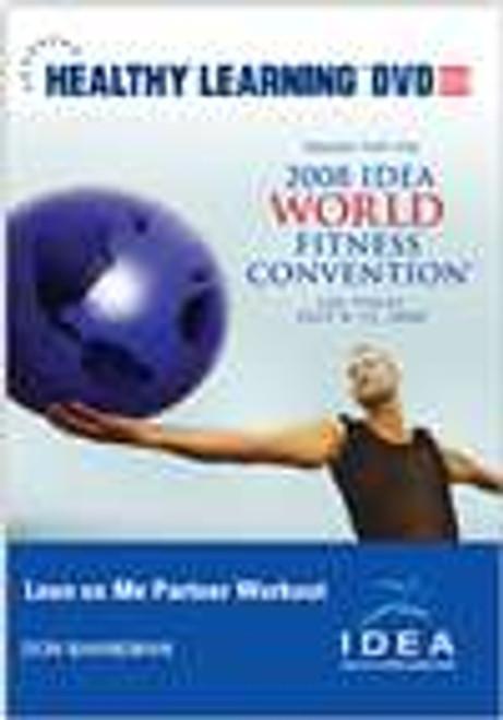 Lean on Me Partner Workout