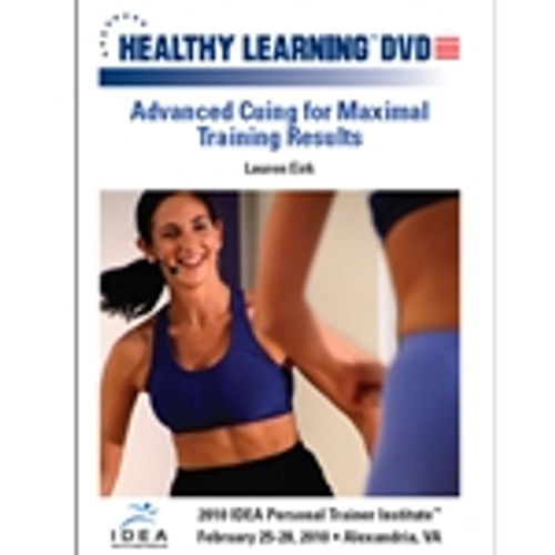 Advanced Cuing for Maximal Training Results