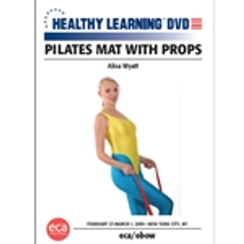 Pilates Mat With Props