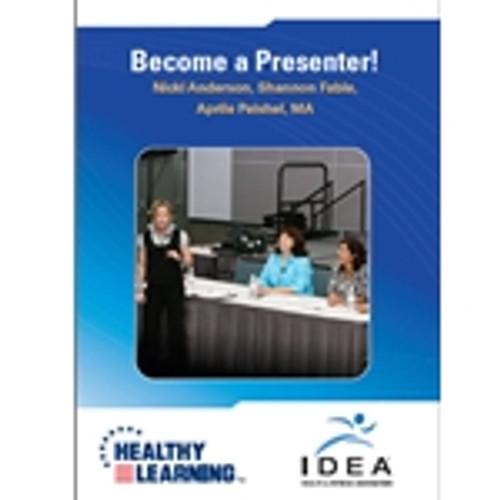 Become a Presenter!