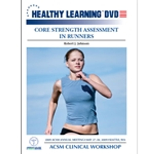 Core Strength Assessment in Runners