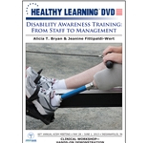 Disability Awareness Training: From Staff to Management