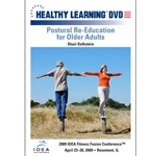 Postural Re-Education for Older Adults