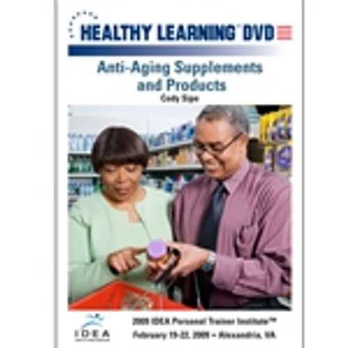 Anti-Aging Supplements and Products