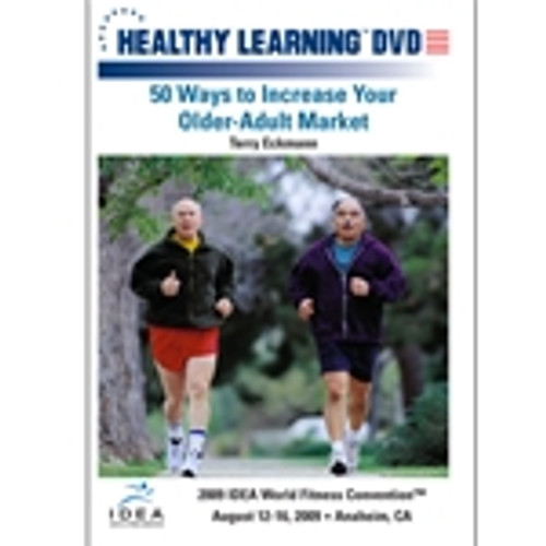 50 Ways to Increase Your Older-Adult Market