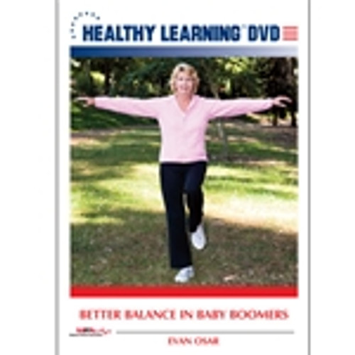 Better Balance in Baby Boomers