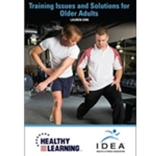 Training Issues and Solutions for Older Adults
