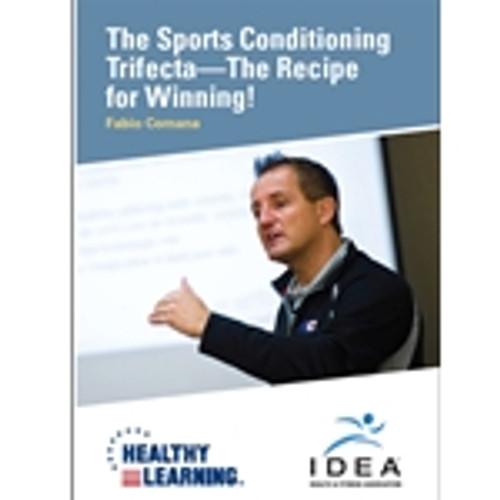 The Sports Conditioning Trifecta-The Recipe for Winning!