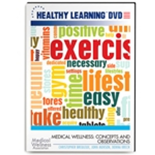 Medical Wellness: Concepts and Observations