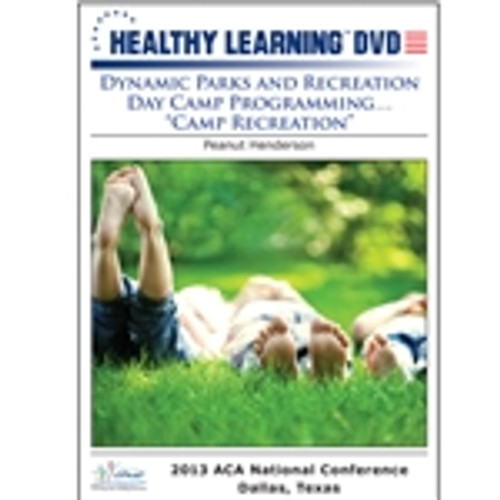 """Dynamic Parks and Recreation Day Camp Programming…""""Camp Recreation"""""""