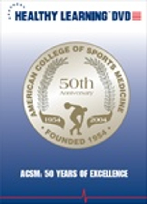 ACSM: 50 Years of Excellence