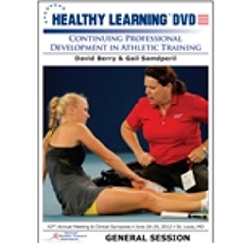 Continuing Professional Development in Athletic Training