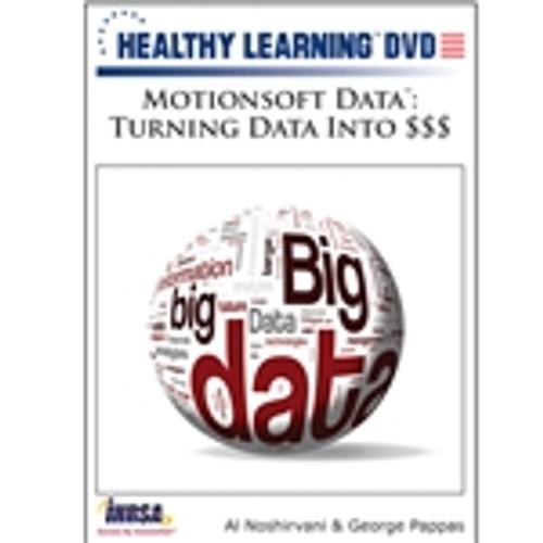 """Motionsoft Dataâ""""¢: Turning Data Into $$$"""