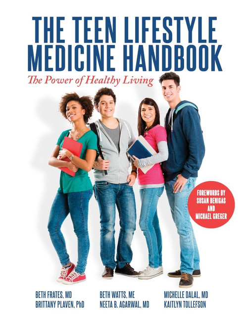 The Teen Lifestyle Medicine Handbook: The Power of Healthy Living-Epub