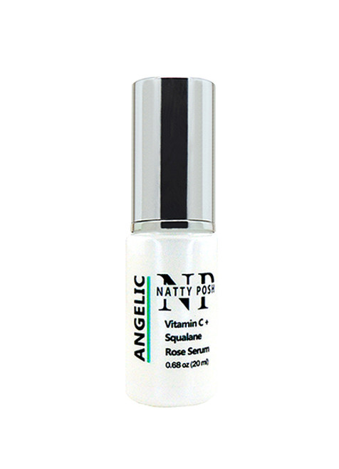 Angelic Vitamin C + Squalane Rose Serum