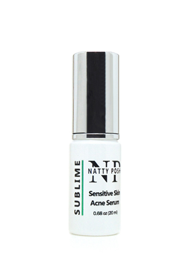 Sublime Acne Serum for Sensitive Skin