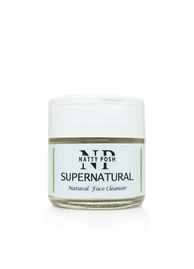 Supernatural Face Cleanser (For All Skin Types)