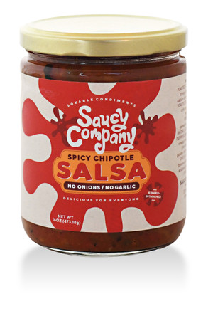 Hot Date SPICY Chipotle Salsa