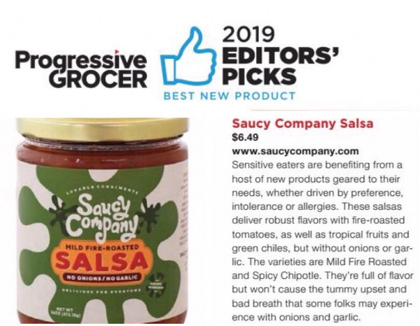 PROGRESSIVE GROCER EDITORS' PICK AWARD