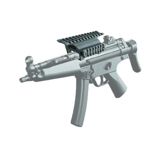 12 Slots Claw Mount for H&K MP5 / GSG5, Top & Side Rail