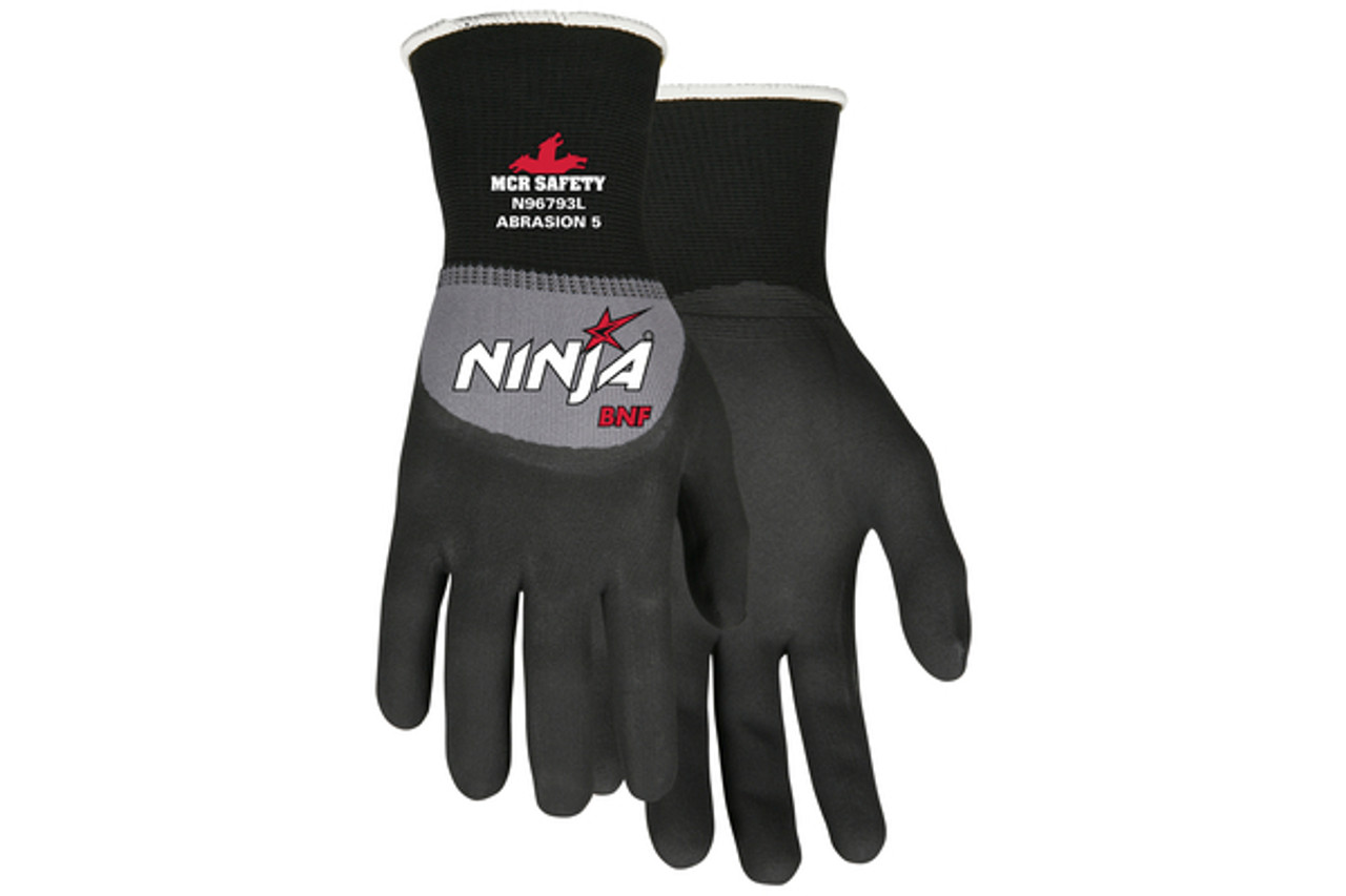 ninja BNF safety glove
