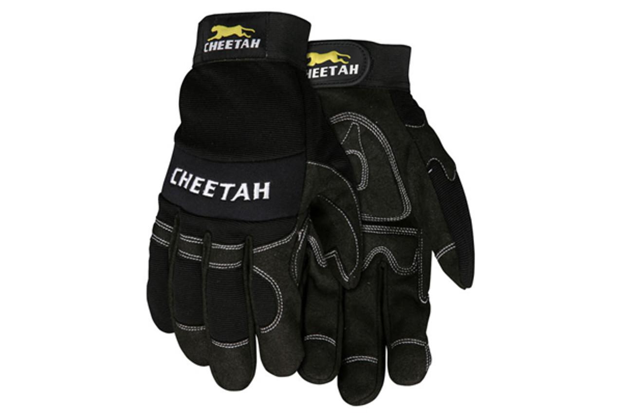 Cheetah multi task safety glove