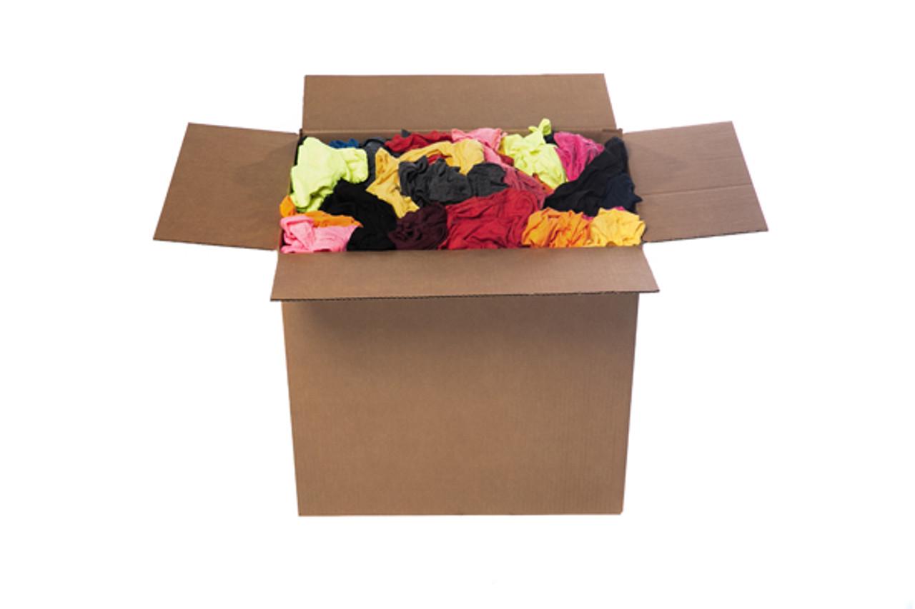 New color cotton rags