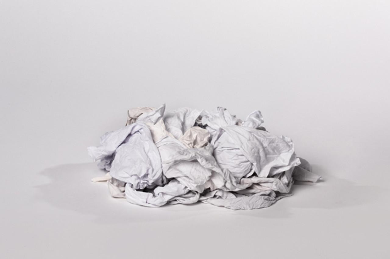 Ypers reclaimed white rags