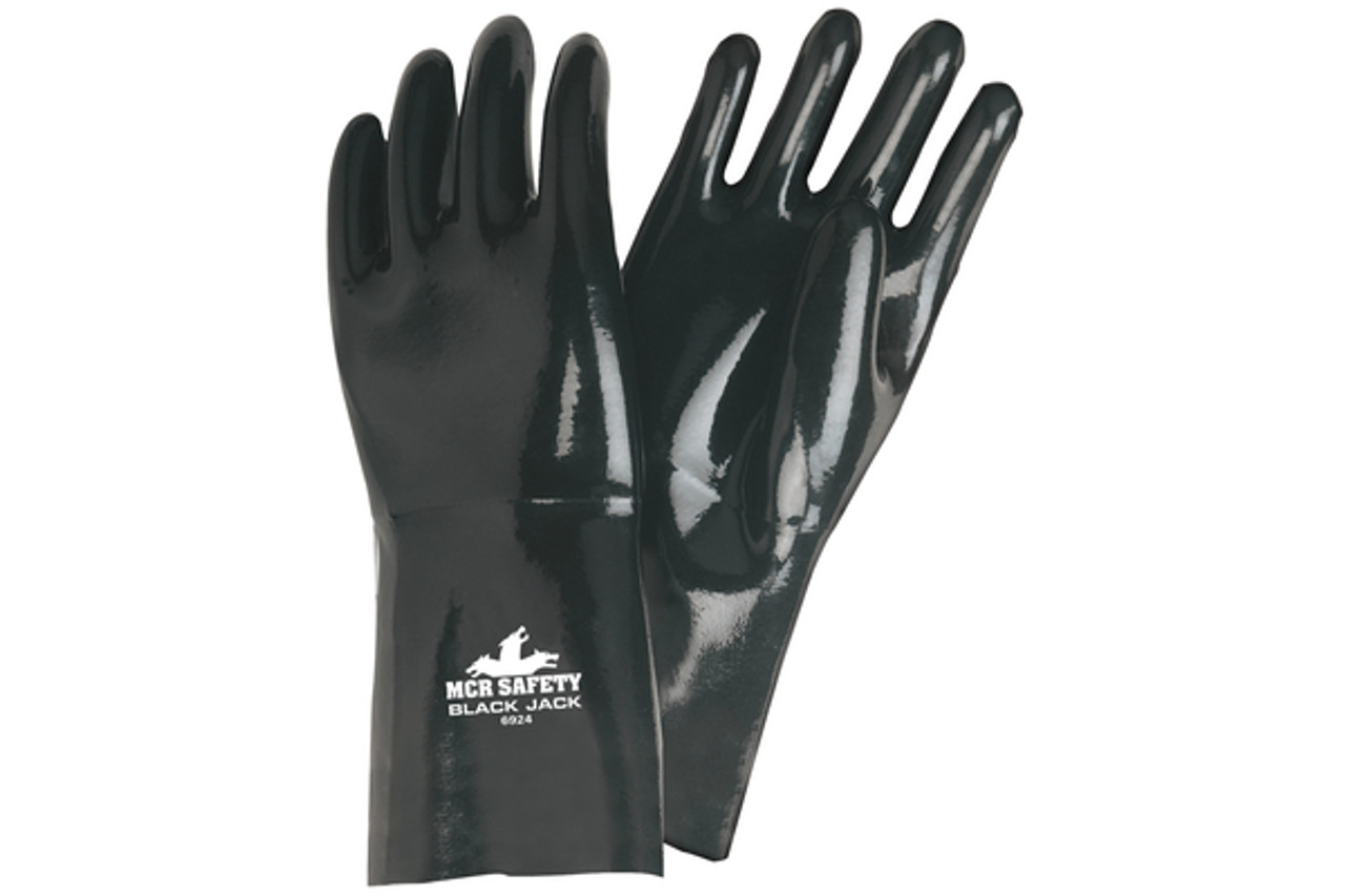 Black Jack Multi-dipped neoprene gloves
